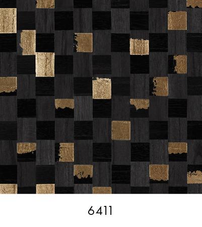 6411 Gilded Grid