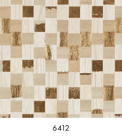 6412 Gilded Grid