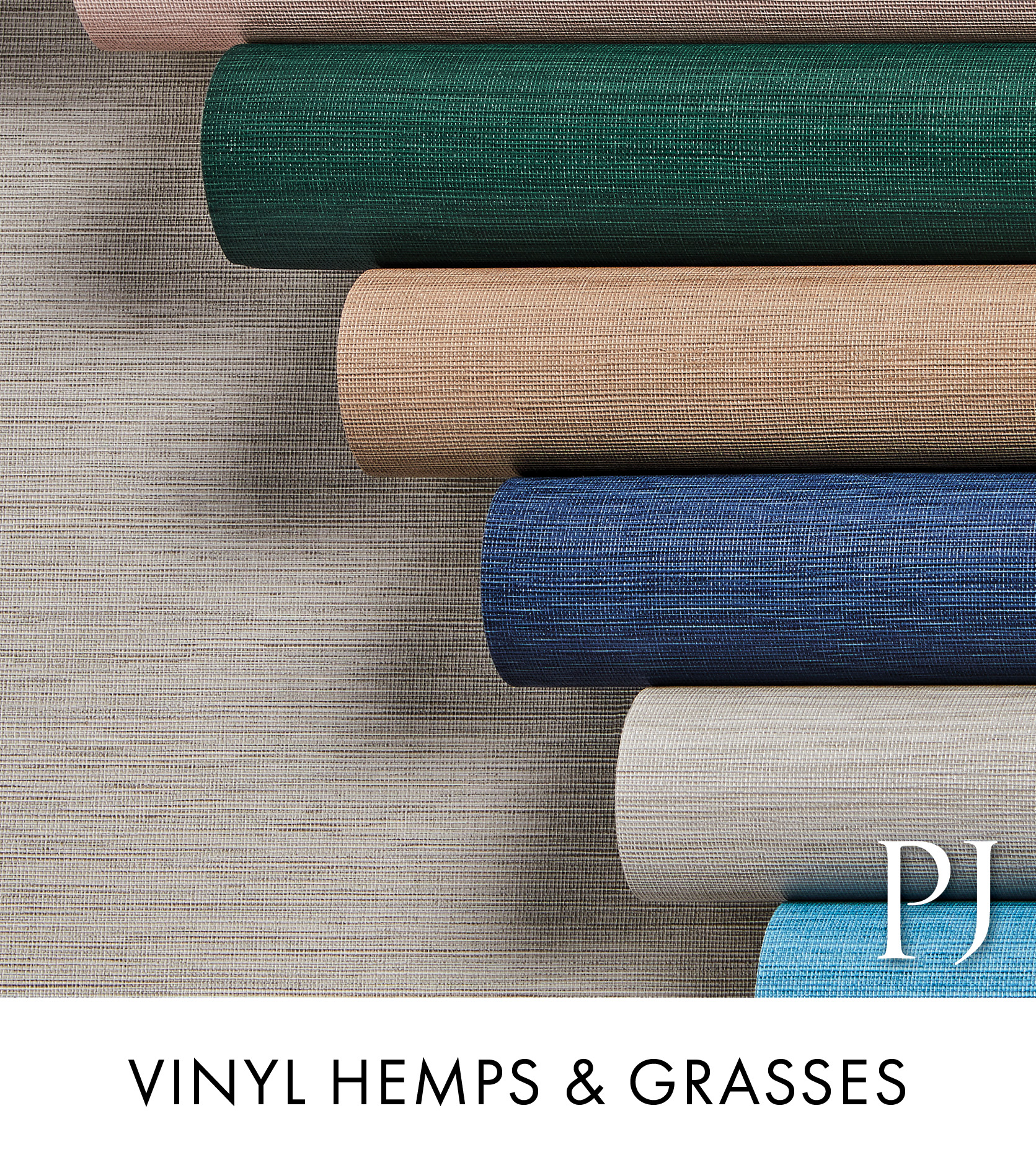 Vinyl Hemps and Grasses